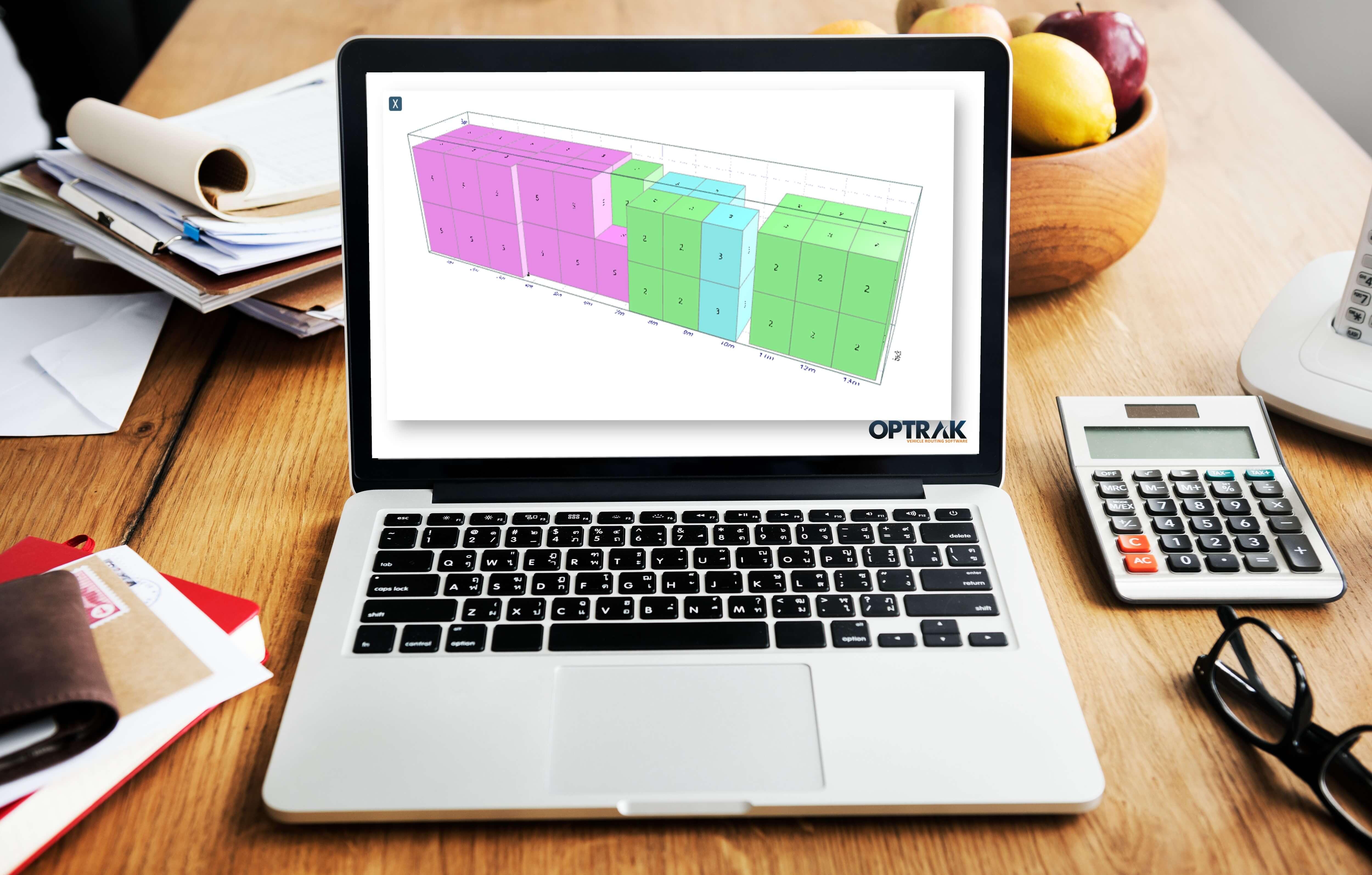 3D Load Modelling Software